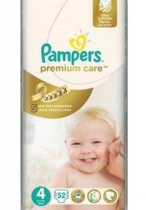 Pampers premium care 4  100шт