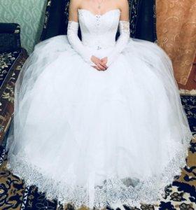 Свадебное платье❤️