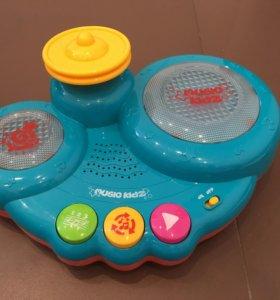 Барабанная установка от huile toys
