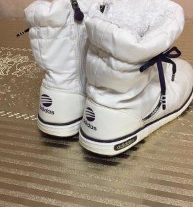 Дутыши Adidas