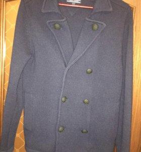 Мужской трикотажный пиджак TOMMY HILFIGER