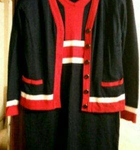Трикотажный костюм Visavis