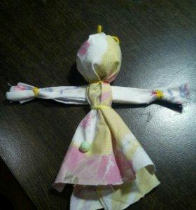 Кукла желанница ручной работы