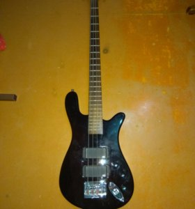 Бас-гитара: Warwick RockBass Streamer Standart 4