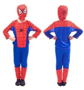 Человек-паук - костюм для ребёнка новый