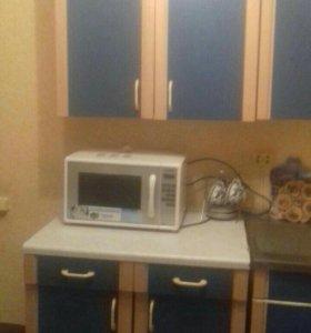 Кухонный горнитур (синий )