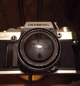 Фотоаппарат плёночный Olympus OM-30