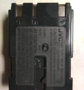 Видеокамеры Аккумулятор JVC