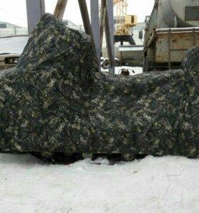 """Защитный Чехол на снегоход """" Буран"""""""