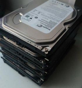 HDD 500GB / жесткий диск Seagate 500GB