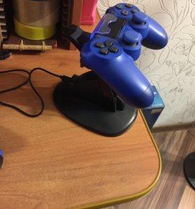 Продам зарядную станцию для геймпадов PS4