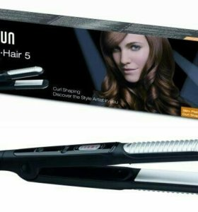 BrAun Satin Hair 5
