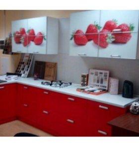 Кухня новая с экспозиции.