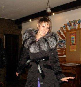 Пальто пихора (зима)