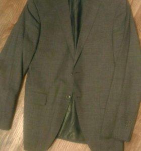 Пиджак мужской 46 размер