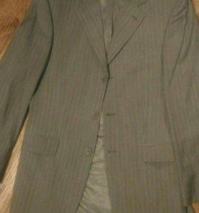 Пиджак мужской 44 размер