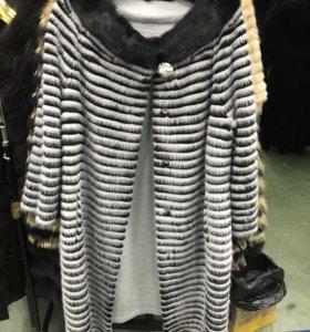 Новые Пальто из норки