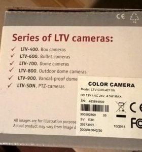 Видеокамера LTV -CDH-4211W