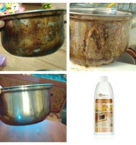 Средство для чистки духовок и плит