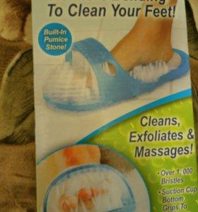 Тапочка для массажа