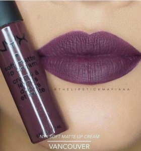 Матовая помада Nyx soft matte lip cream SMLC 29