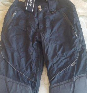 Теплые штаны женские