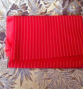 Ткань креп костюмный плотный