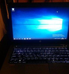 Современный ультрабук HP Elitebook 840 500GB