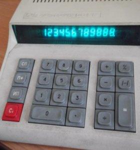 Калькулятор Электроника С3-22 (1978г.) СССР