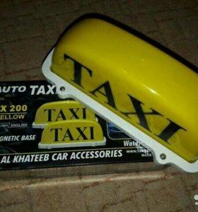 """Световое табло """"Taxi"""" (для авто или декора"""