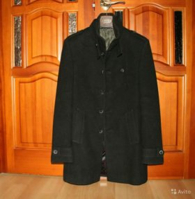 Пальто мужское кашемировое
