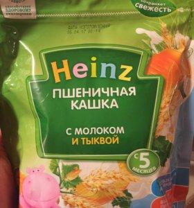 Каша пшеничная Heinz