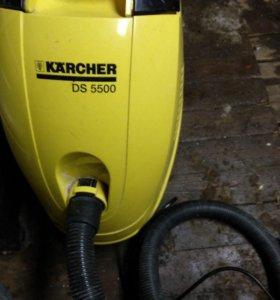 Пылесос Karcher DS 5500 с аквафильтром