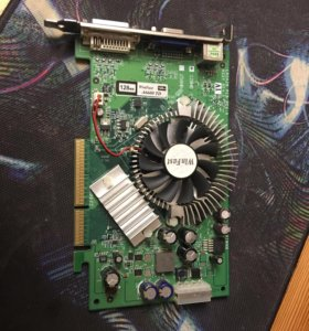 "Видеокарта AGP 128МБ Leadtek ""WinFast A6600 TD"""
