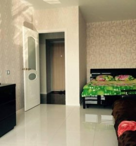 Квартира, 1 комната, 43 м²