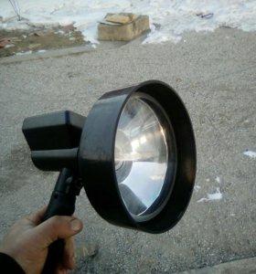 Поисковый фонарь автомобильный