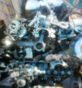 Головка блока цилиндров двигателяSL