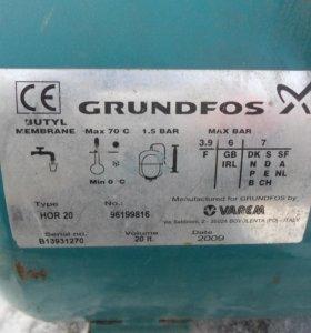 Гидроаккумулятор Грюндфос