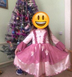 Костюм куклы и туфельки