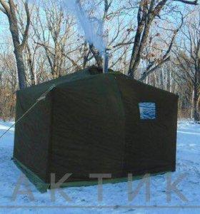 Палатка армейская ПЛС-4У