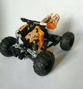Лего Техник 9392 Квадроцикл