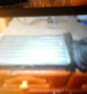 Печной радиатор на vw b5