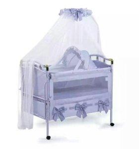 Кроватка-трансформер Geoby TlY668R
