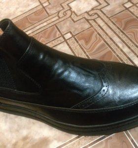 Супермрдные ботинки vitacci