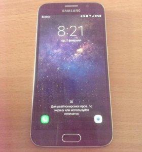 Samsung Galaxy S6(без обмена)