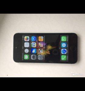 iPhone 5s black 32gb