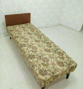Две кровати односпалки