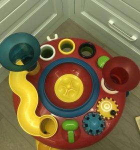 Развивающий центр со звуком elc