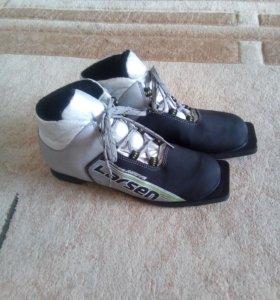 Ботинки лыжные фирмы Larsen