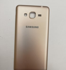 Задняя крышка на Samsung j2 prime золотая